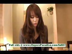 Shiina amateur asian chick talking