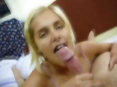 Young yummy Russian skinny cutie gets wild and nasty in the sack