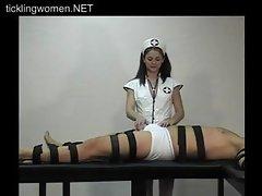Nurse VioletBlue Femdom Handjob