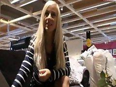 POV Fun with Teen at IKEA