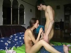 Teen russian sextape