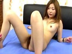 Shiho Kanou in blowjob for creampie