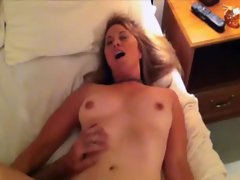 Hot wife shared with business man