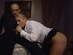 Silvio Ecangelista and Julia Taylor