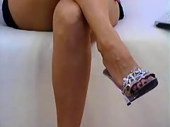 OldLegend&amp,#039,s Live Leg and Feet Webcam Show