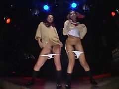 Sexy Naked Asian Dancers (full version 3)