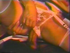 Vintage Nylon Panty Sex