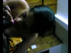 Sexy Kerala Aunty&amp,#039,s blowjob