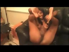 Mz Peachtree: Skinny Black Chick Got ASS 4 Days! - Ameman