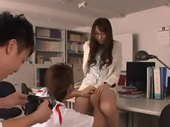 Yui Hatano Japanese Teacher 1 of 3 -=fd1965=-