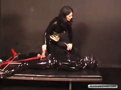 The Slave wants to come - Extreme CBT
