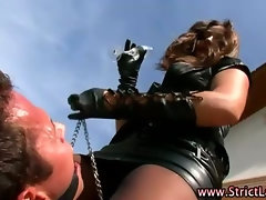 Femdom fetish whore loser yields