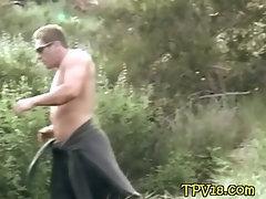 Hot double penetration