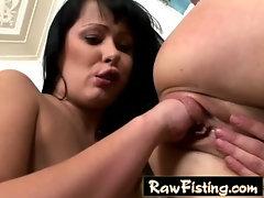 hot sluts brutal fisting eachother