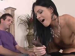 India Summers gets fucked by a black cock and doesn't complain