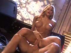Ryder Skye goes sky high when her man shows her love in the form of sex