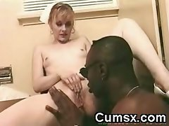 Hot Nurse Slut Blowing Black Cock And Fingered