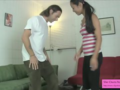 Stunning and Evil Chemistry Partner 1 Preview - Ballbusting