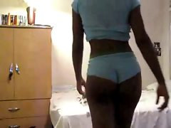Sensual Ghetto Sizzling teen Bedroom Twerk & Shower Bonus - Ameman