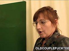 A lesson of obscene shagging