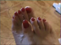 The Queen of Italy Feet!!!!