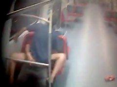 casal fazendo sexo no trem da cptm -
