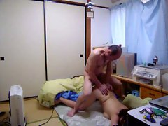Sensual japanese Filthy bitch Doggy Fack