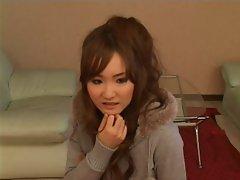 Sensual japanese actress shoot turns into porn no English subs