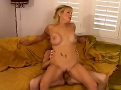 Hot Blonde MILF Cougar Lexxy Foxx
