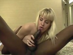 Big Tittie Blonde Takes BBC