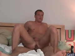 Two boyfriends fucking and sucking on camera 4 part3