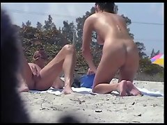 Spy nud beach2