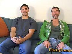 Str8 Stud&amp,#039,s First Gay...