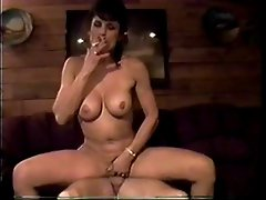 Hot Mature Amateur Smoking and Riding