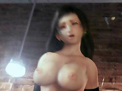 Final Fantasy - Tifa