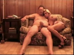 Russian Dad Hand Job