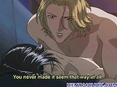 Handsome anime gay hardcore analsex