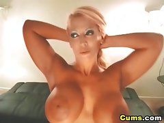 Busty Babe Mouth Fuck Facial HD