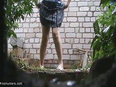 peeing 4