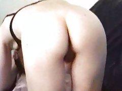 Ela clothed,sucking and fucking