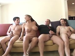 Horny granny turning into a nasty whore for huge cock outdoors