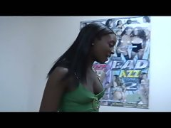 Hot college sex with ebony amateurs