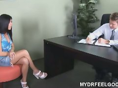 18 year old eva fucking her doctor