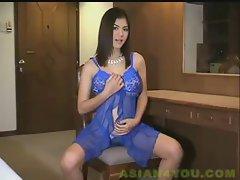 Very fcking hot!! Thai girl Dance&Strips