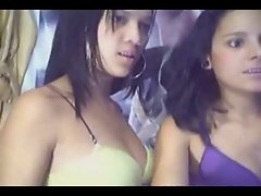 Two Thai Lesbian Amateurs Licking Each Other