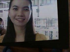 Slowmotion cumshot thaigirl1234
