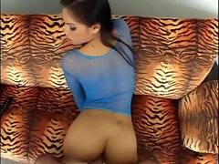 LUCI THAI HOT POV PLASTERED IN CUM TWICE