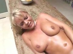 Bree Olsen moans with BBC inside her