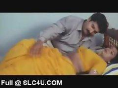 Mallu Hot Aunty Fuck on Bed