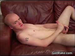 Amazing Kieran jerking his stiff gay gay sex
